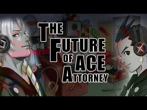 The Future of Ace Attorney [Pre-TGS 2018]