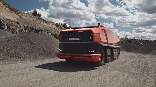The Making of Scania AXL – Autonomous Truck Documentary