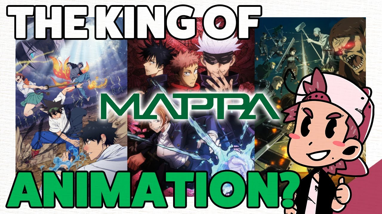 IS STUDIO MAPPA THE NEW GOLD STANDARD FOR ANIMATION?!