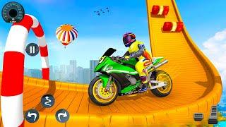 Mega Ramp Moto Bike Stunts -Mega ramp bike stunts: bike racing /gams_Android Play Games