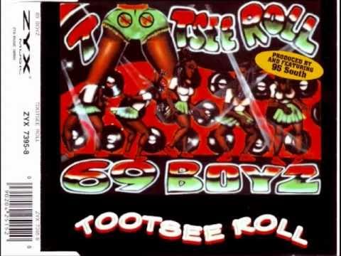 69 Boyz & 95 South - Tootsie Roll - Original Vinyl [1994]