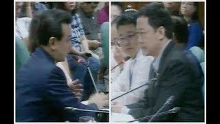 Trillanes tells DOJ chief: 'Injustice' should stop with me