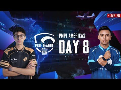 [EN] PMPL Americas Season 1 Day 8   PUBG MOBILE Pro League 2020