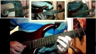 Avenged Sevenfold - So Far Away Cover (Multi Guitar)
