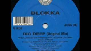 Blokka - Dig Deep 1994