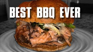 Best Pulled Pork Bbq Sandwich Recipe