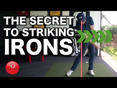 THE SECRET TO STRIKING IRONS