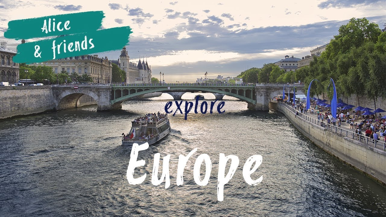 Discover Europe With Fellow Interrailers Instagrammable