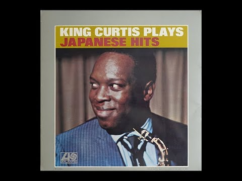 King Curtis Plays Japanese Hits / Rare!
