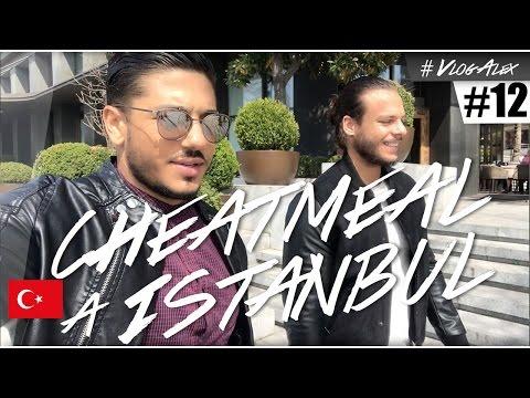 JAMCOREDZ CHEZ MOI & CHEAT MEAL À ISTANBUL #VlogAlex 12