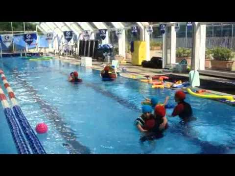 chiusura del progetto acqua e autismo presso la piscinaForPiscina Olimpia A Nocera Inferiore