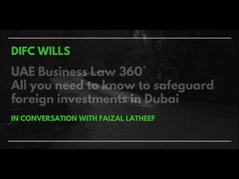 DIFC WILLS - Protecting your investments in Dubai