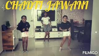 CHADTI JAWANI DANCE   REMIX   NITU DANCE CLASS