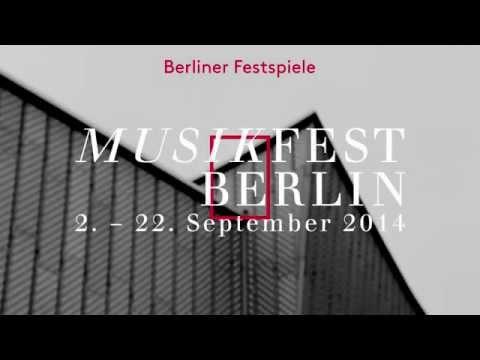 Musikfest Berlin 2014: Kinotrailer