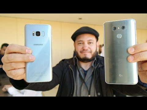 LG G6 vs Huawei P10: Two EXCELLENT Android Phones For 2017