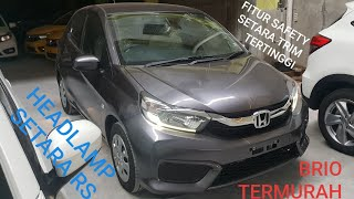 In Depth Tour Honda All New Brio Satya S - Indonesia