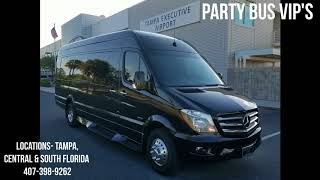 Party Bus VIP's