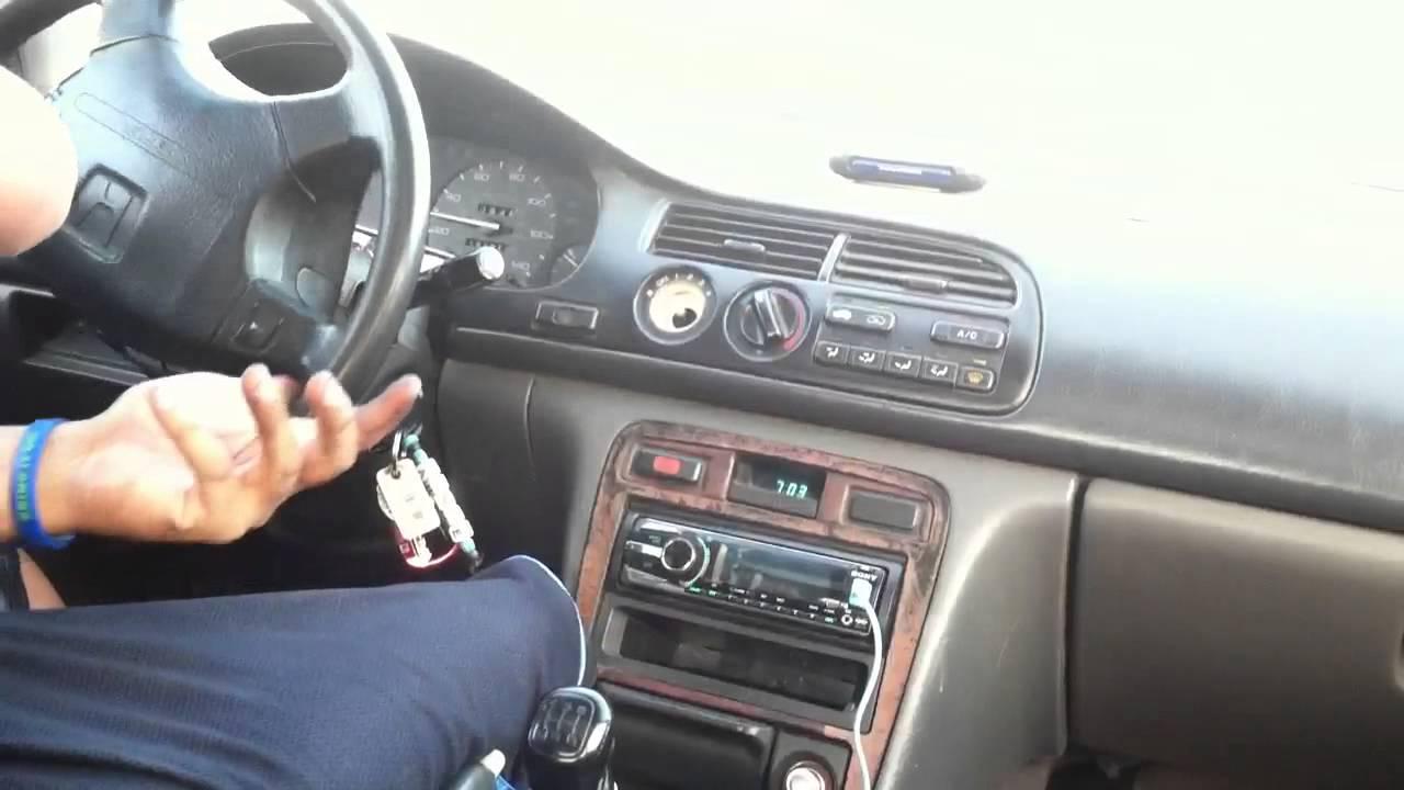 1997 honda accord lx drive a few pulls youtube rh youtube com honda accord 1997 manual transmission honda accord 1997 manual free download