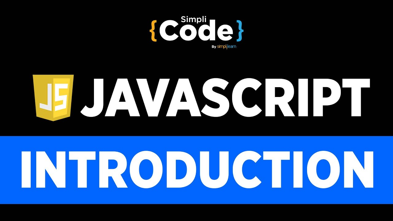 Introduction To JavaScript | What Is JavaScript? | JavaScript Tutorial For Beginners