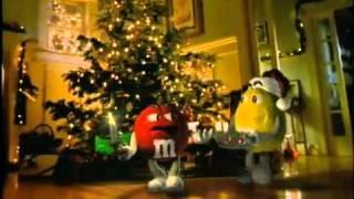 Новогодняя реклама M&M's(, 2011-12-26T18:07:09.000Z)