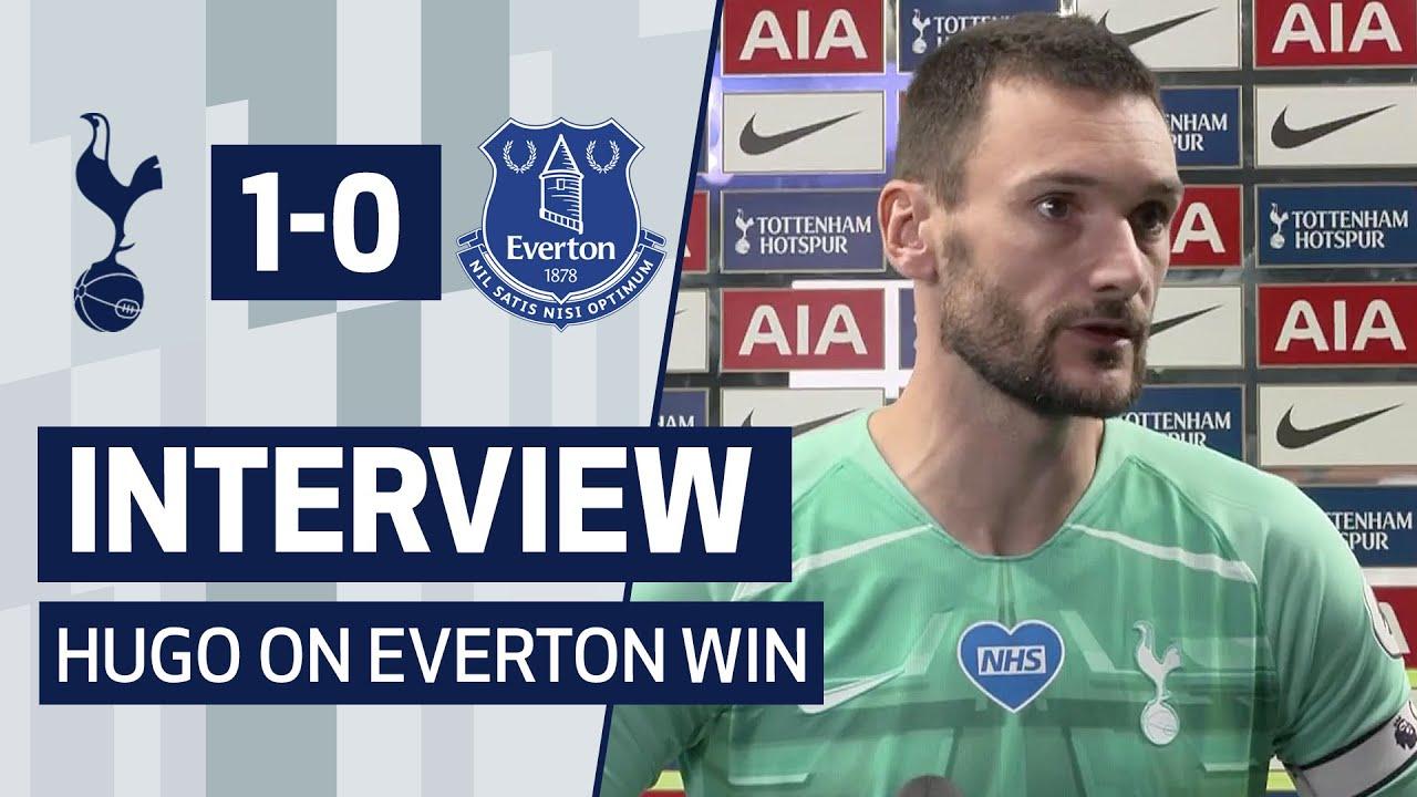 INTERVIEW | Hugo Lloris on Everton Win