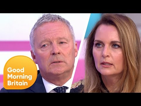Rory Bremner & Debra Stephenson Do Theresa May and Boris Johnson Impressions   Good Morning Britain
