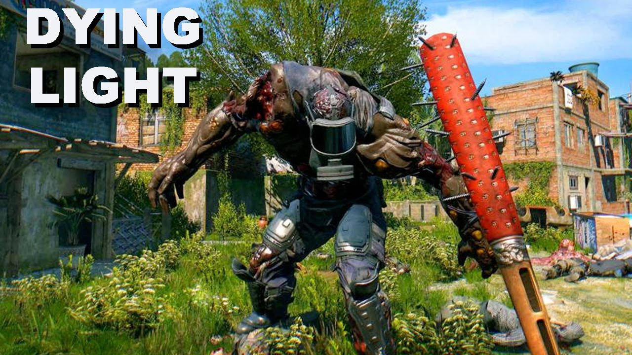 Dying Light (PC) Mike Matei Live