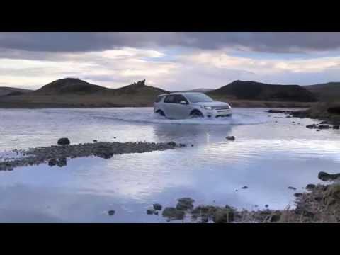 Discovery Sport - Off-Road Estremo In Islanda