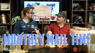 Monthly Mail Time - June 2018