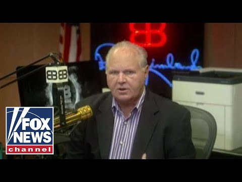 Rush Limbaugh on 'send her back' chants at Trump rally: 'Much ado about nothing'