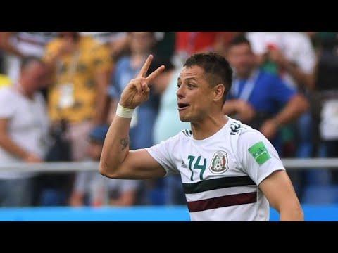 مونديال 2018: المكسيك تؤكد بدايتها القوية