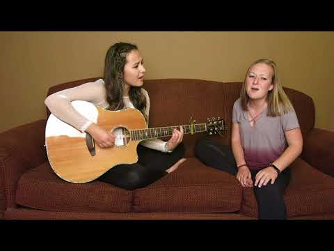 Yours - Russell Dickerson Cover by Erica Mourad and Abby Howles