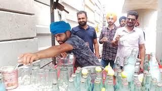 Nimbu Lemon Soda Seller in Punjab