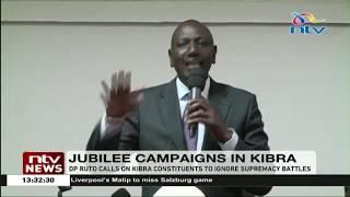 Aisha Jumwa meets DP Ruto moments after being seen with Raila Odinga