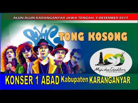 TONG KOSONG Slank Live Karanganyar Jawa Tengah