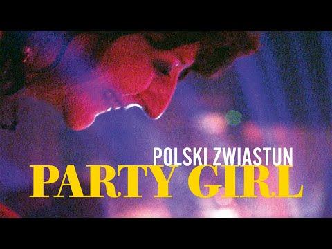 PARTY GIRL - ZWIASTUN pl