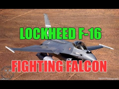 Lockheed Martin F-16 - From General Dynamics to Air Supremacy Full Documentarry