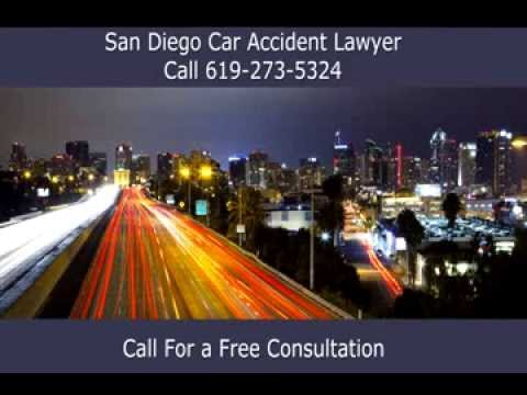 San Diego Car Accident Lawyer Call 619-273-5324