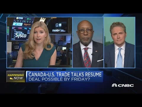 US And Canada Are Each Other's Largest Trading Partners, Says Former US Trade Rep