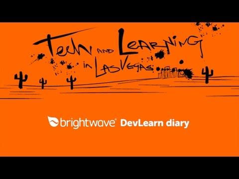 Tech & Learning in Las Vegas - the beginning!