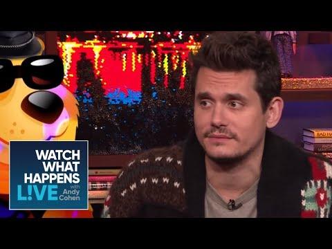John Mayer On Andy Cohen's Annoying Habit   WWHL
