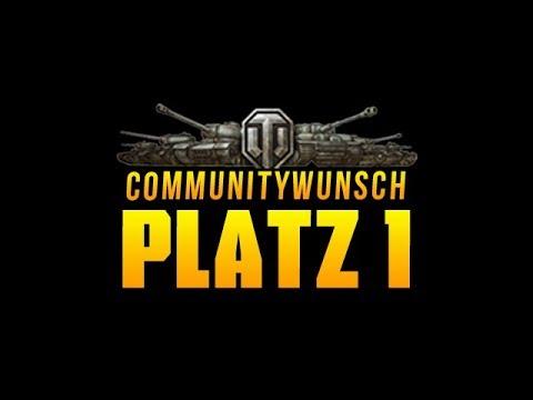 Community Wunsch - 1. Platz: Damit rechnet niemand! :D - World of Tanks [ deutsch 🐄 gameplay ]