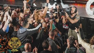 AND NEW AEW WORLD TAG TEAM CHAMPIONS | AEW DYNAMITE ROCK N WRESTLING RAGER