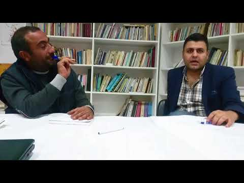 Meeting with Bakhtiar parosh on Current situation in Kurdistan region