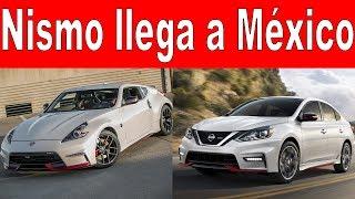 Nismo: llega a México con todo. El tunero de Nissan.