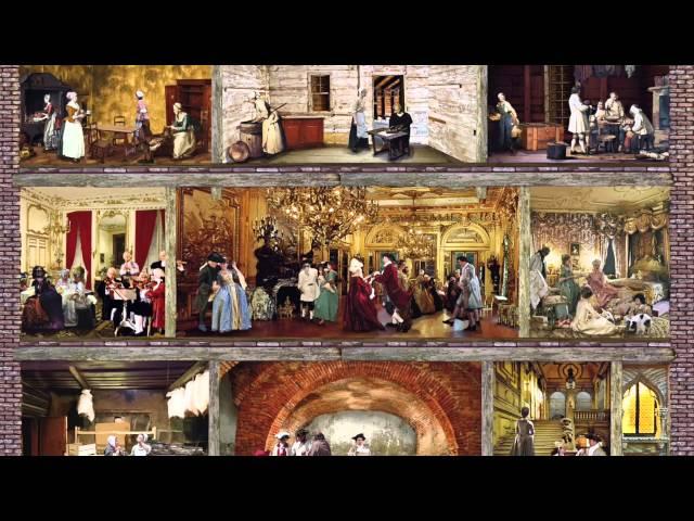 Archeolibri.com | Venezia: Spaccato della Cà d'Oro