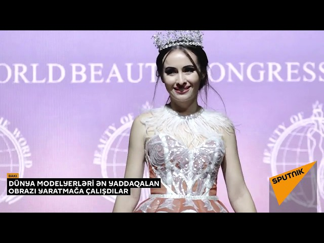 World Championship of Bridal Hairstyle & Makeup 2019 and DRESS OF THE WORLD