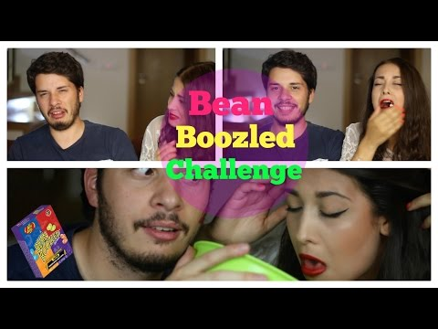 The Bean Boozled Challenge!!!