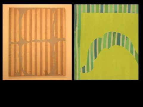 Stephen Melville - Lecture 2 - Daniel Buren: Becoming Painting.