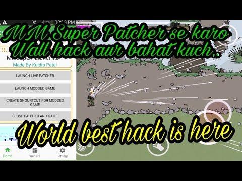 mini militia wall hack game download